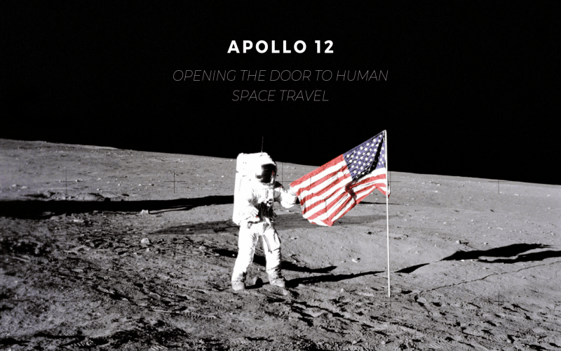 Apollo 12 the First Return to the Moon