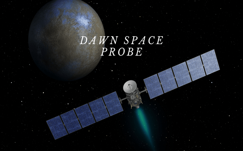 Dawn Space Probe
