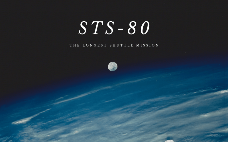 STS-80: The Longest Shuttle Mission