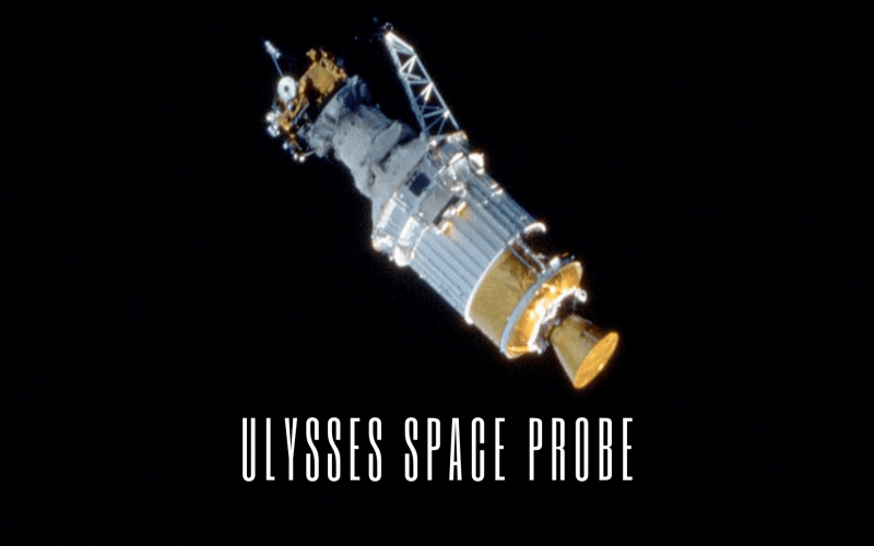 Ulysses Space Probe