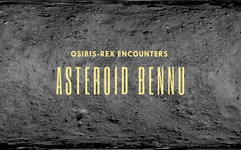OSIRIS-REx Encounters Asteroid Bennu