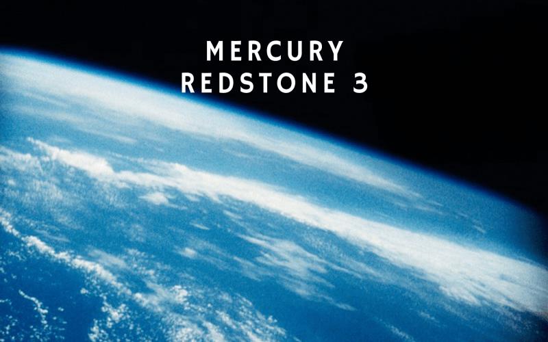 Mercury Redstone 3