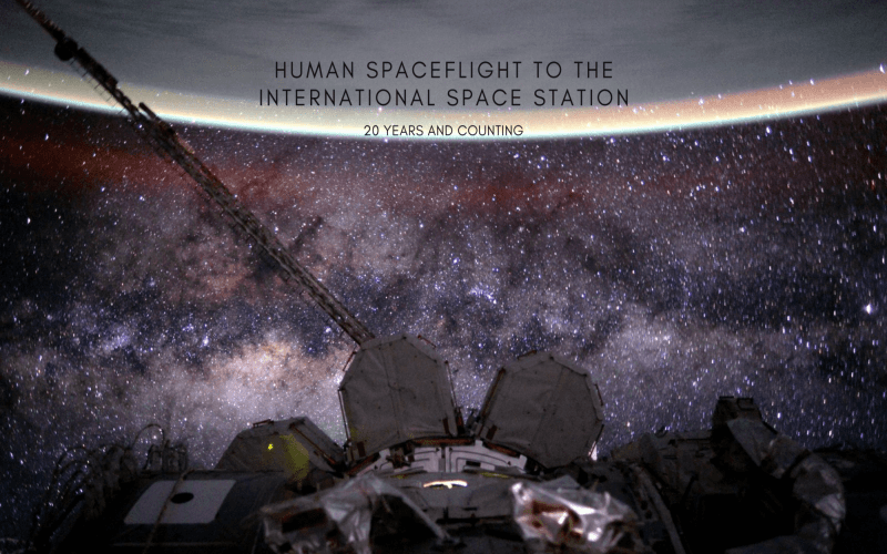 20 Years of the ISS