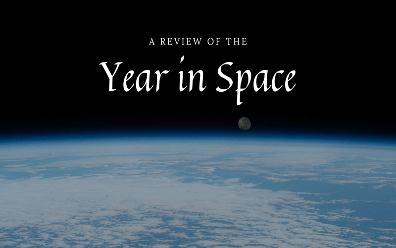 Review of the Year in Space