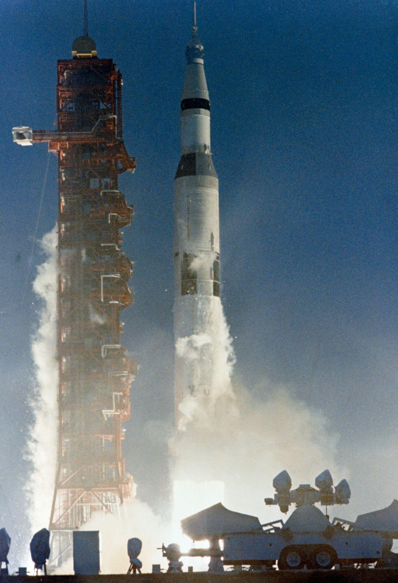 Apollo 12 launching