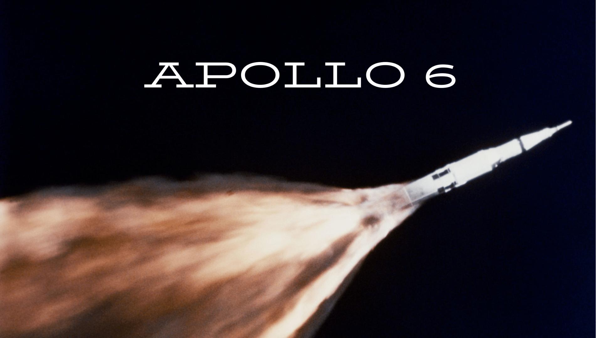 Apollo 6 header