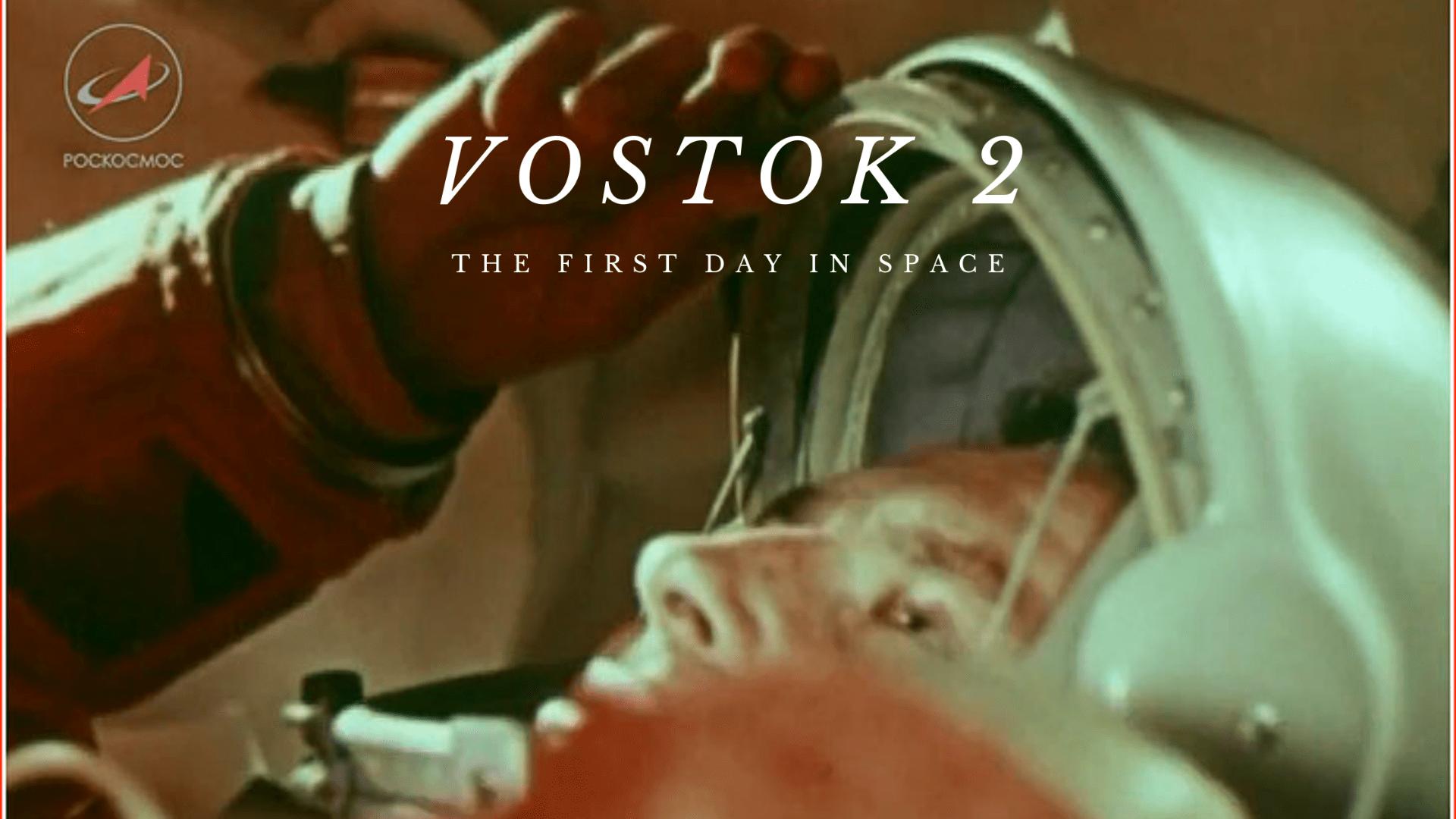 Vostok 2 header
