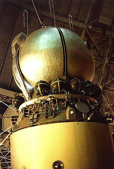 Vostok 2 spacecraft